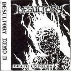 Desultory - Death Unfolds cover art