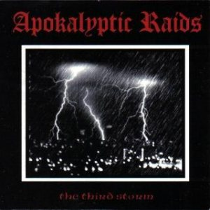 Apokalyptic Raids - The Third Storm - World War III cover art