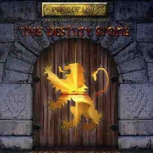 Pride Of Lions - The Destiny Stone cover art