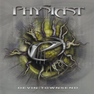 Devin Townsend - Physicist cover art