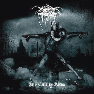Darkthrone - The Cult Is Alive cover art