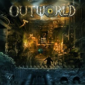 Outworld - Outworld cover art