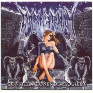 Carnarium - Constelaciones De Requiems cover art