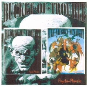 Bucket of Trouble - Psycho-Phrenic cover art