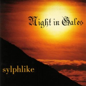 Night in Gales - Sylphlike cover art