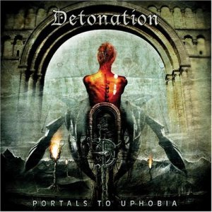 Detonation - Portals to Uphobia cover art