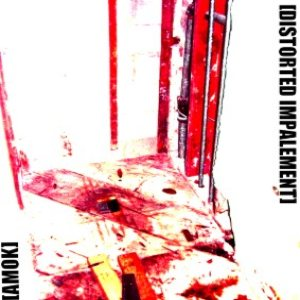 Distorted Impalement - Amok cover art