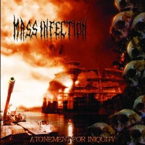 Mass Infection - Atonement for Iniquity cover art