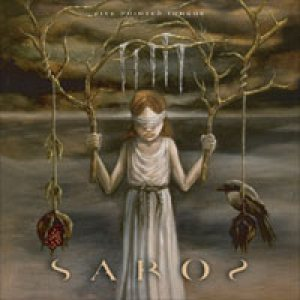Saros - Five Pointed Tongue cover art