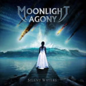 Moonlight Agony - Silent Waters cover art