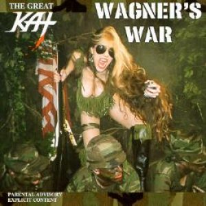 The Great Kat - Wagner's War cover art