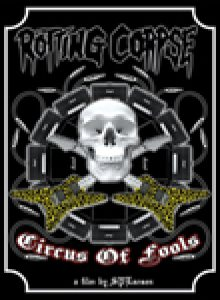 Rotting Corpse - Circus of Fools cover art