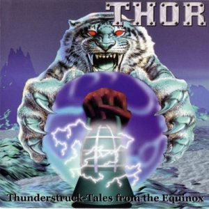 Thor - Thunderstruck - Tales From the Equinox cover art