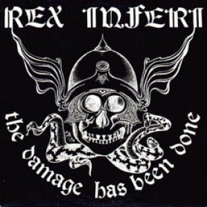 Rex Inferi - The Damage Has Been Done cover art