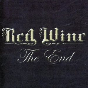 Red Wine - The End cover art