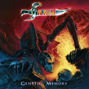 Ilium - Genetic Memory cover art