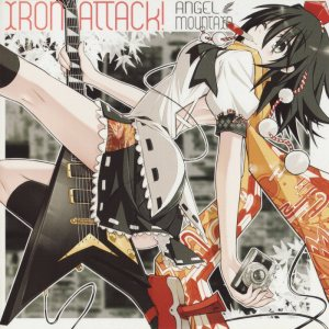 Iron Attack! - Angel Mountain cover art