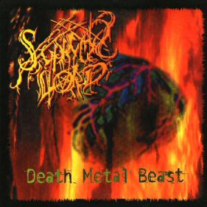 Supreme Lord - Death Metal Beast cover art
