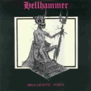 Hellhammer - Apocalyptic Raids cover art