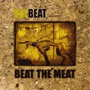 Volbeat - Beat the Meat cover art
