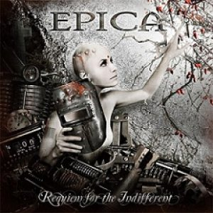 Epica - Requiem for the Indifferent cover art