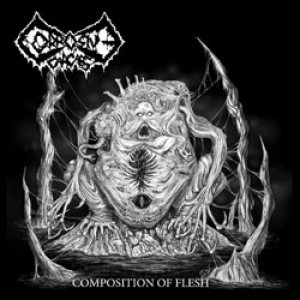 Corrosive Carcass - Composition of Flesh cover art