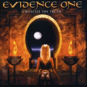 Evidence One - Criticize the Truth cover art