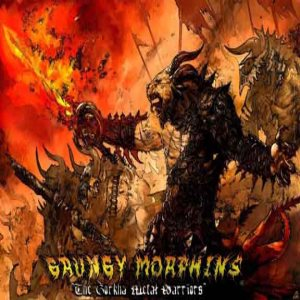 "Grungy Morphins - Grungy Morphins ""The Gorkha Metal Warriors"" cover art"