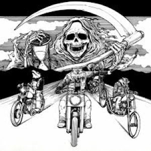 Speedwolf - Ride with Death cover art