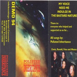 Polluted Inheritance - Demo 94 cover art