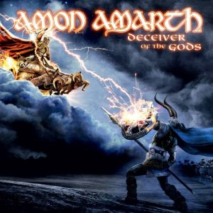Amon Amarth - Deceiver of the Gods cover art