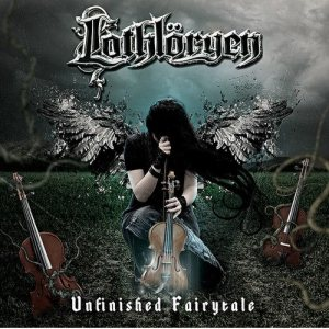 Lothlöryen - Unfinished Fairytale cover art