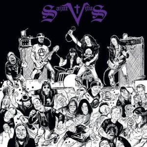 Saint Vitus - Marbles in the Moshpit cover art