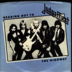 Judas Priest - Heading Out to the Highway cover art