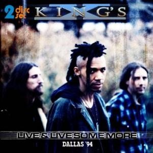 King's X - Live & Live Some More cover art