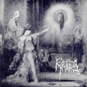 Krieg - The Black Plague cover art