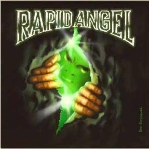 Rapid Angel - From Hell cover art