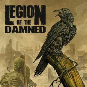 Legion of the Damned - Ravenous Plague cover art