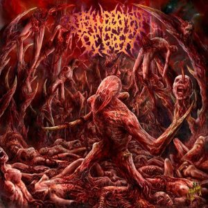 Disfigurement Of Flesh - Herbarium With Grotesque Necrotic Malformations cover art