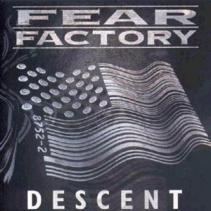 Fear Factory - Descent cover art