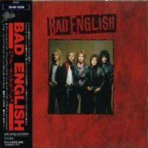 Bad English - Bad English cover art
