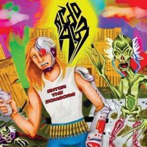 Acid Age - Enter the Zomborg cover art
