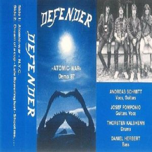 Defender - Atomic War cover art