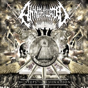 Annihilated - XIII Steps to Ruination cover art