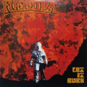 Nebula - Let It Burn cover art