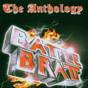 Battle Bratt - The Anthology cover art