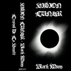 Vision Lunar - Black Moon cover art