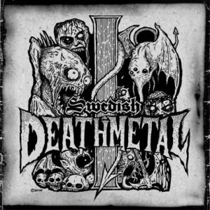 Various Artists - Swedish Death Metal cover art