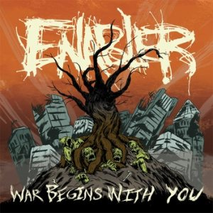 Enabler - War Begins With You cover art