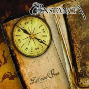 Constancia - Lost and Gone cover art